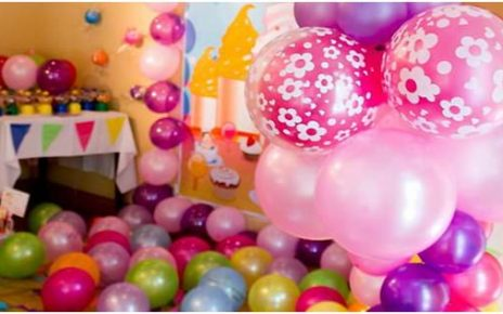 Awesome Balloon Backdrops