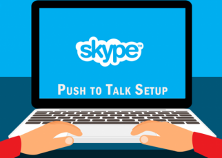 WHAT IS SKYPE PUSH TO TALK AND HOW TO ENABLE IT