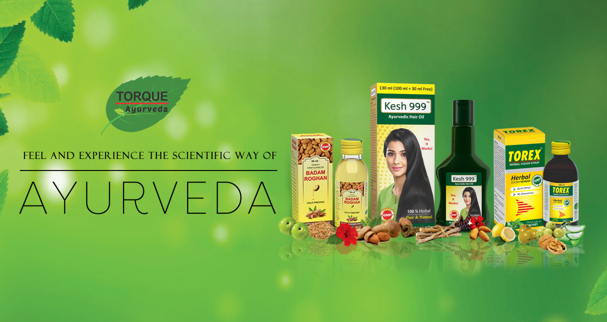 Ayurvedic products companies