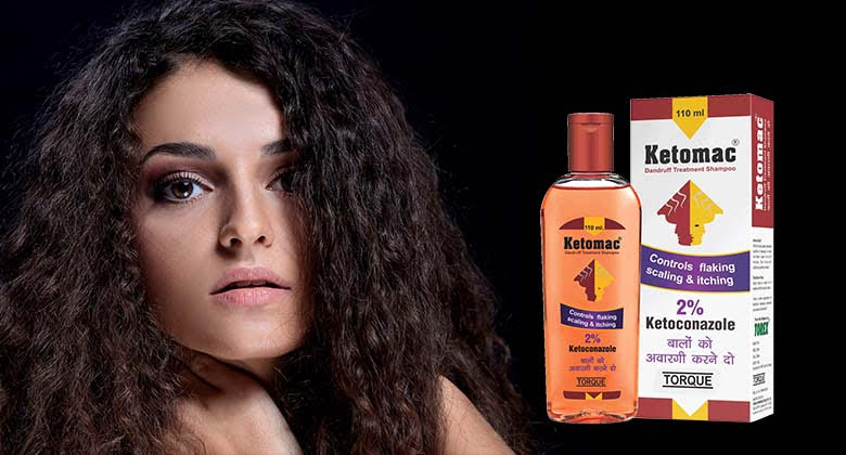 Healthy And Dandruff Free Hair